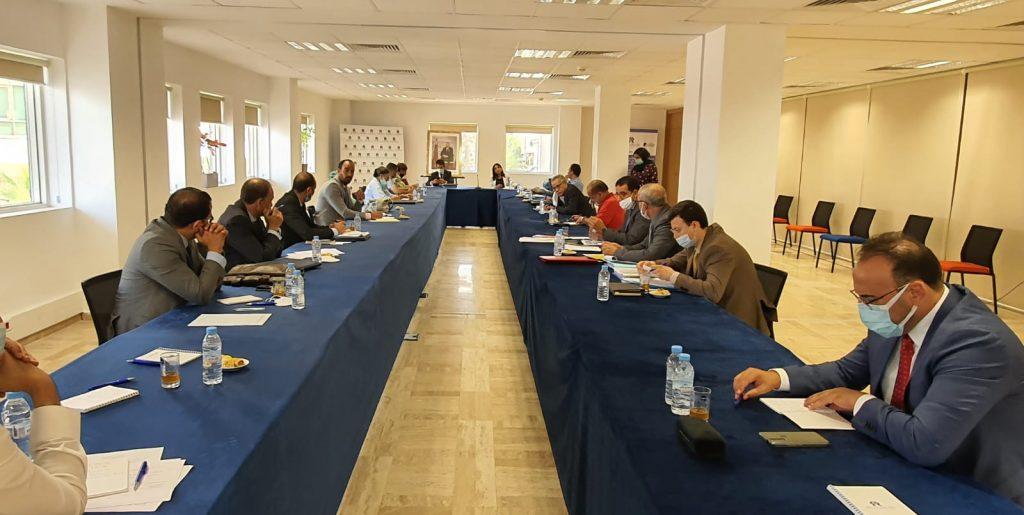 اللجنة الخاصة لاعتماد ملاحظي الانتخابات تعقد اجتماعها الثالث